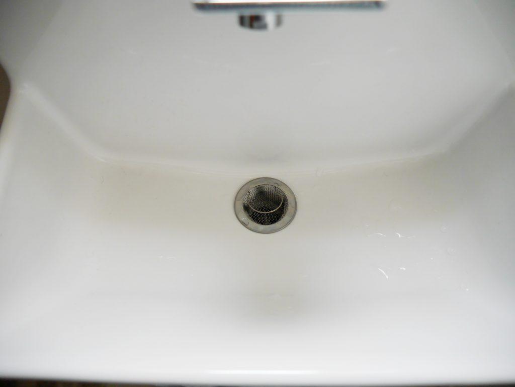 トイレ 洗面器 ゴミ受け  排水口 ゴキブリ対策