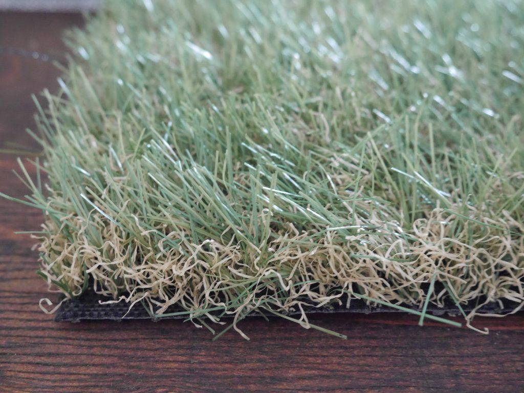 リアル人工芝 比較 人工芝 庭 DIY