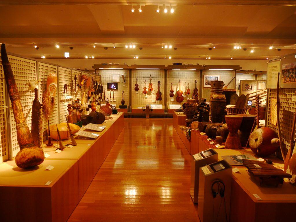 浜松市楽器博物館 静岡県 浜松旅行 音楽 楽器