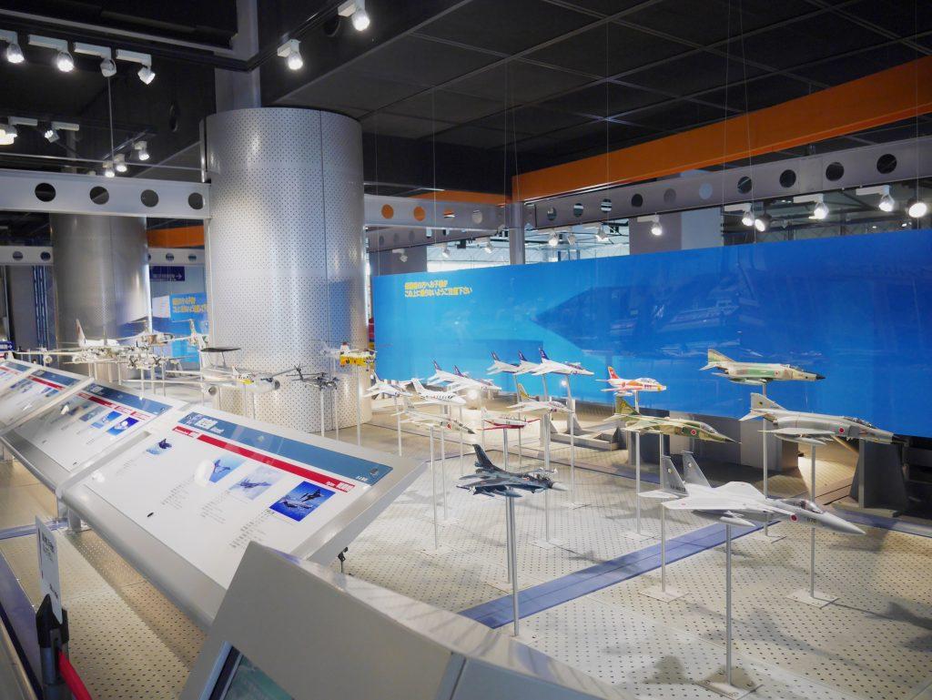 浜松 エアーパーク 旅行 航空自衛隊 浜松広報館