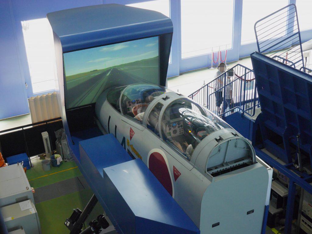 浜松 エアーパーク フライトシュミレーター 航空自衛隊 浜松広報館
